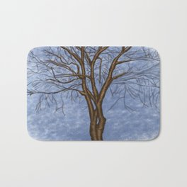 The Twisted Tree Bath Mat