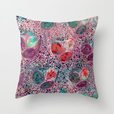 Barcelona Texture #4 Throw Pillow