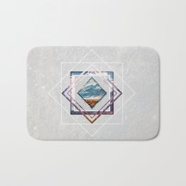 Refreshing heat Bath Mat