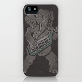 Trunk Rock iPhone Case