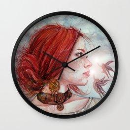 Faerytales Wall Clock