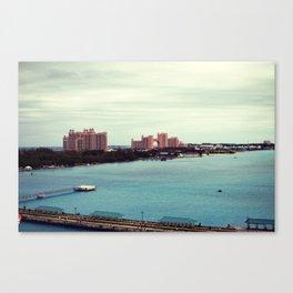 Atlantis: Bahamas Canvas Print