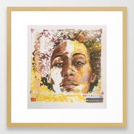 Judah Patch Framed Art Print