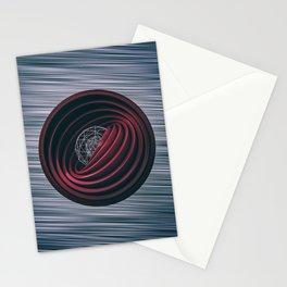 Atom Shell Stationery Cards