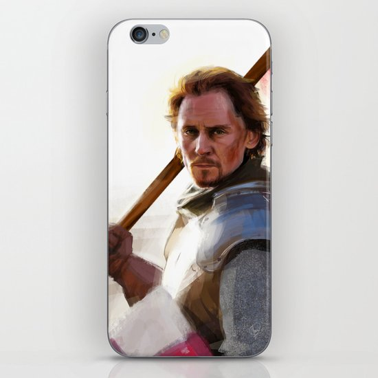 """""""Once More unto the Breach"""" iPhone & iPod Skin"""
