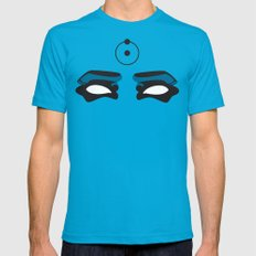 Watch this Doctor Manhattan Mens Fitted Tee Teal X-LARGE