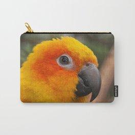 Sun conure parrot Carry-All Pouch
