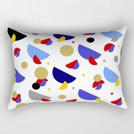 Go Confetti Rectangular Pillow