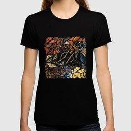 Butterflies of North America T-shirt