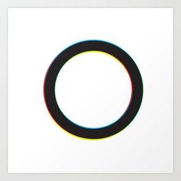 The Outside Circle Art Print