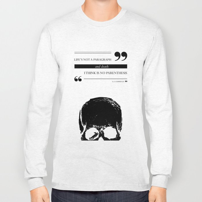 Parenthesis Long Sleeve T-shirt