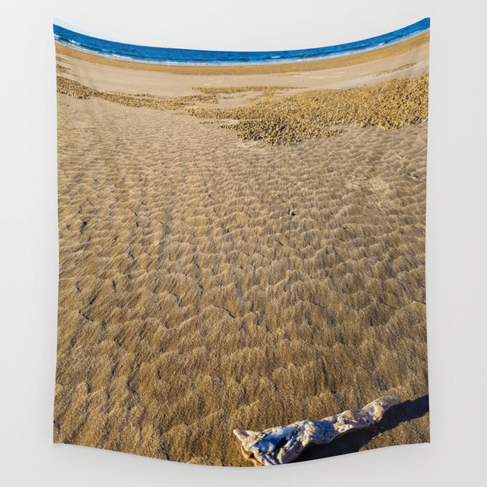 Eden Found-  Woodgate Beach, Australia Wall Tapestry