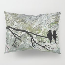Love Birds Pillow Sham