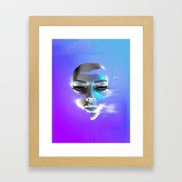 Gliturr Eyeliner No.1 Framed Art Print