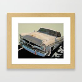Plymouth Framed Art Print