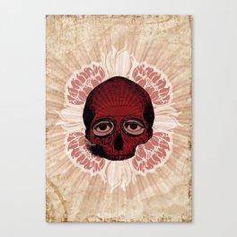 Misplaced Sanguinity Canvas Print