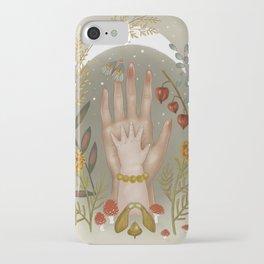 Salem - Moon Child iPhone Case