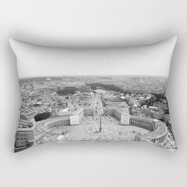 The Key Rectangular Pillow