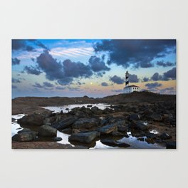 Favaritx Canvas Print