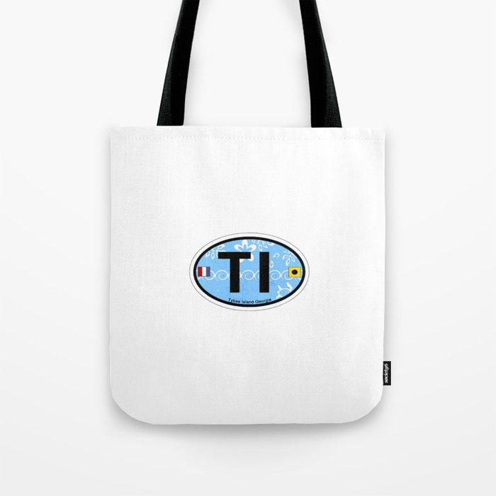 Tybee Island - Georgia. Tote Bag