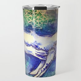 Ancient Wisdom Travel Mug