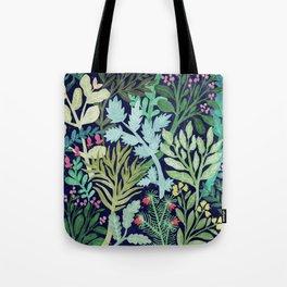 Botanical Glow Tote Bag