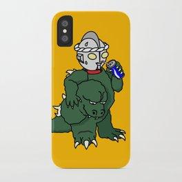 It's Ultra Tough Man iPhone Case