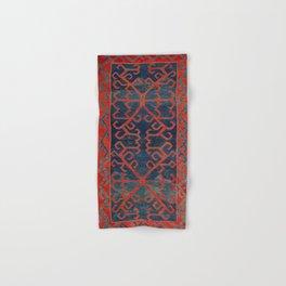 Avar Daghestan Northeast Caucasus Kilim Print Hand & Bath Towel