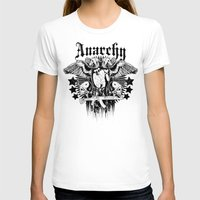 anarchy T-shirts featuring Anarchy by Tshirt-Factory