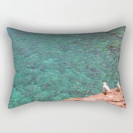 Jump / Fly Rectangular Pillow