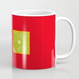 Lime Eyes – Strange Fruits Coffee Mug