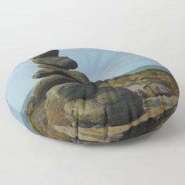 Ocean Zen Floor Pillow