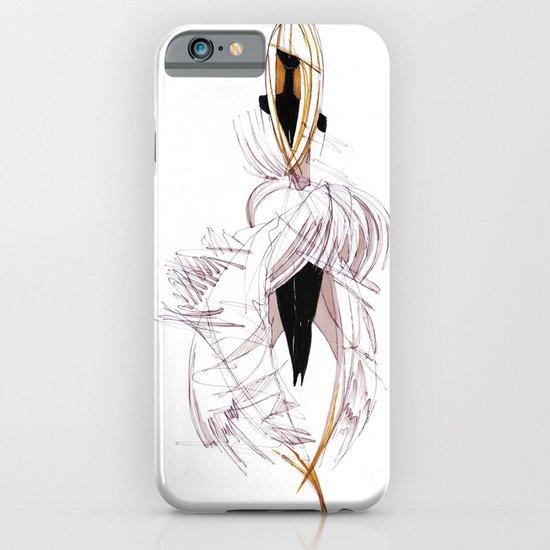 BIRD PRINCESS iPhone & iPod Case