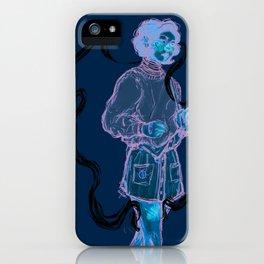 Just Peachy 3 iPhone Case