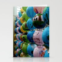 singapore Stationery Cards featuring Singapore Festival by Irma Rose Photography