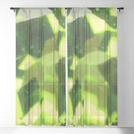 Peridot Sheer Curtain