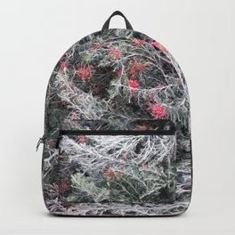 frosted flora Backpack