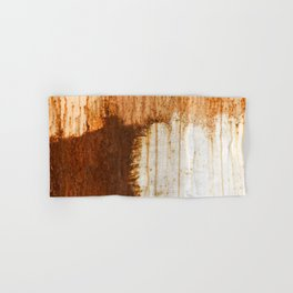 Rust 05 Hand & Bath Towel