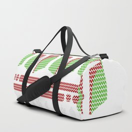 Boba Fett Christmas Duffle Bag
