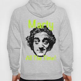 Marty All The Time Hoody