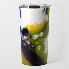 Abstract Bliss 3C by Kathy Morton Stanion Travel Mug