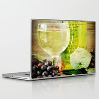 wine Laptop & iPad Skins featuring Wine by ThePhotoGuyDarren