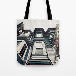 San Fran livin' Tote Bag