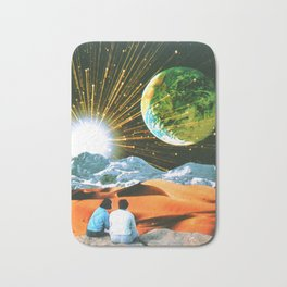 Another Earth Bath Mat