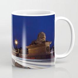 Szechenyi Chain bridge Coffee Mug