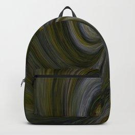 Aging Goldilocks Pattern Backpack