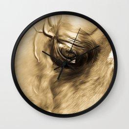 Arabian Stallion 1c Wall Clock