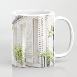 Charming Montmartre Paris Coffee Mug