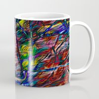 crystal Mugs featuring Crystal by Stephen Linhart