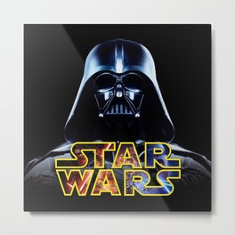 Hero Space Metal Print